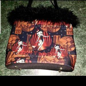Vintage Betty Boop purse
